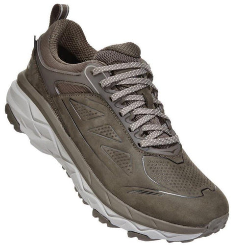 Hoka One One Challenger Low GTX Hiking Shoe - Major Brown / Heather