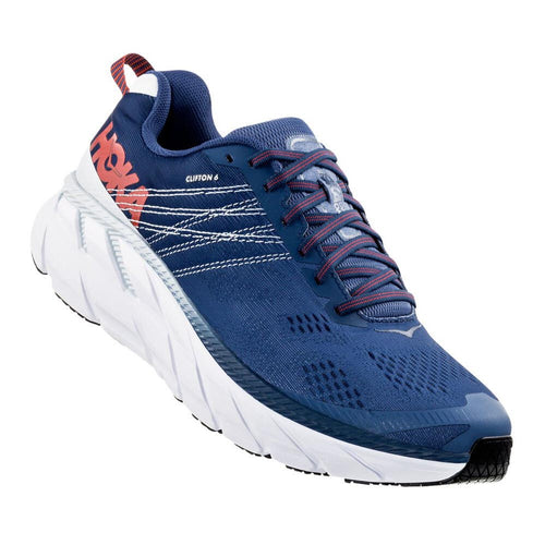 Hoka One One Clifton 6 - Ensign Blue / Plein Air