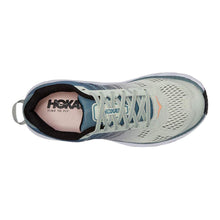 Hoka One One Clifton 6 Running Shoe - Lead / Sea Foam