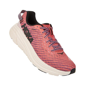 Hoka One One Rincon Running Shoe - Lantana / Heather Rose