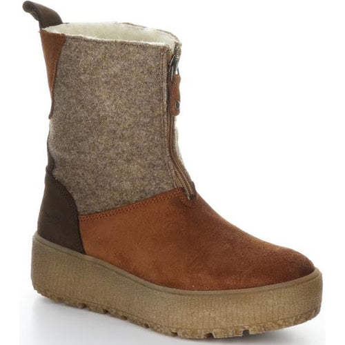 Bos & Co Ignite Boot - Whisky / Beige / Coffee
