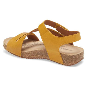 Josef Seibel Tonga 25 Sandal - Yellow back