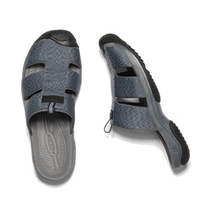 Keen Belize Sandal - Navy / Steel Grey Pair