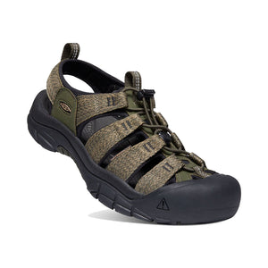 Keen Newport H2 Sandal - Forest Night / Black Tipped