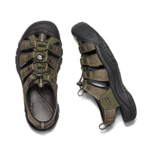 Keen Newport H2 Sandal - Forest Night / Black Pair
