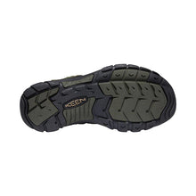 Keen Newport H2 Sandal - Forest Night / Black Sole