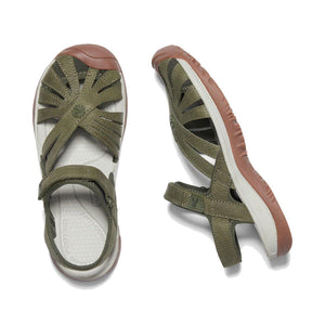 Keen Rose Sandal Leather - Forest Night Pair