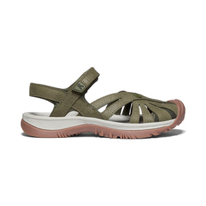Keen Rose Sandal Leather - Forest Night