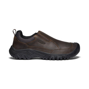 Keen Targhee III Slip-On Shoe - Dark Earth / Mulch