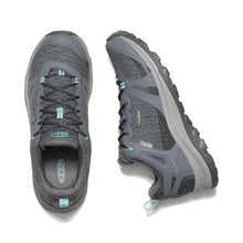 Keen Terradora II Waterproof Hiking Shoe - Steel Grey / Ocean Wave Pair