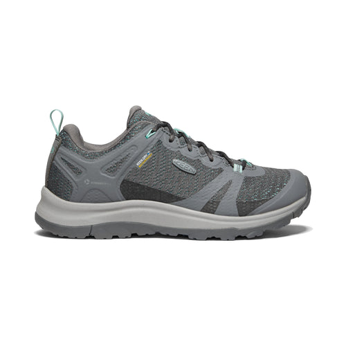 Keen Terradora II Waterproof Hiking Shoe - Steel Grey / Ocean Wave