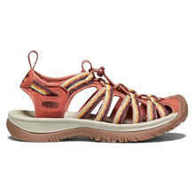 Keen Whisper Sandal - Redwood