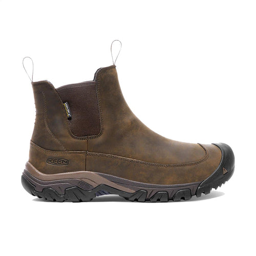 Keen Anchorage III Waterproof Boot - Dark Earth / Mulch