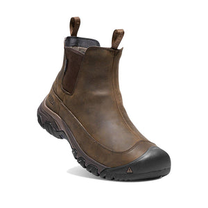 Keen Anchorage III Waterproof Boot - Dark Earth / Mulch 2