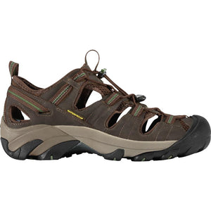 Keen Arroyo II Sandal - Slate Black / Bronze Green