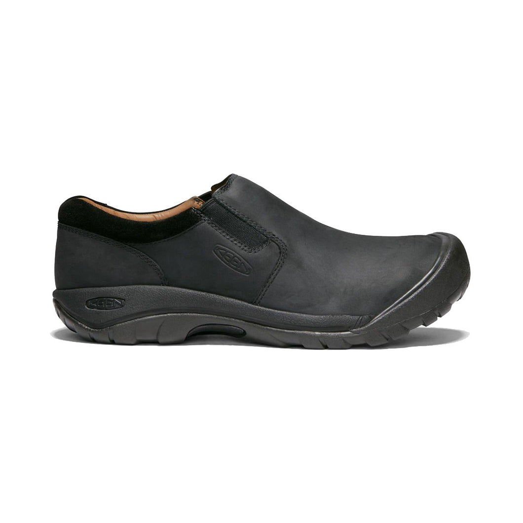 Keen Austin Casual Slip-On - Black / Raven