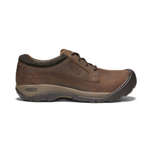 Keen Austin Casual Waterproof - Chocolate Brown / Black Olive