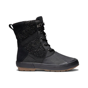Keen Elsa II Waterproof Wool Boot - Black / Raven
