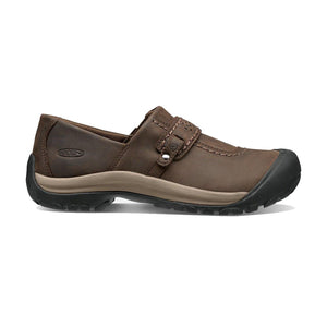Keen Kaci Full Grain Slip-On - Cascade Brown