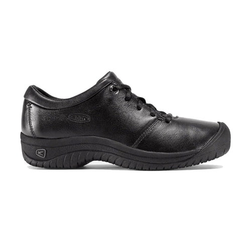 Keen PTC Oxford Work Shoe - Black