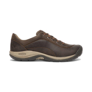 Keen Presidio II Lace-up - Dark Earth