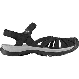 Keen Rose Sandal - Black / Neutral Grey