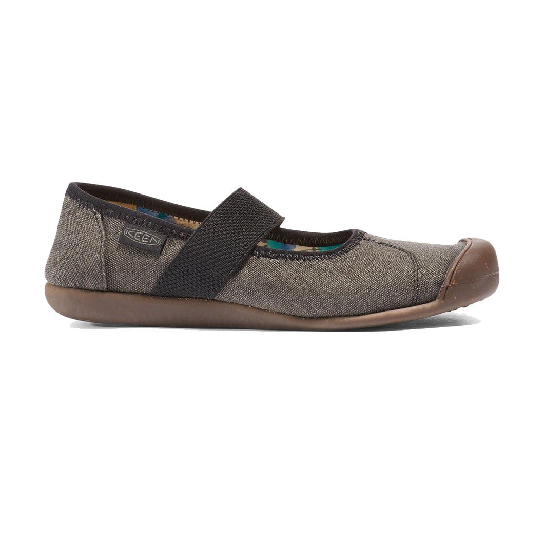 Keen Sienna Canvas Mary Jane - New Black