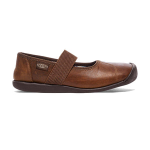 Keen Sienna Leather Mary Jane - Grand Canyon/Monks Robe