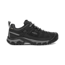Keen Targhee EXP Waterproof Hiking Shoe - Black / Steel Grey