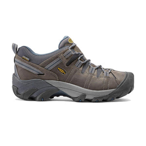 Keen Targhee II Waterproof Hiking Shoe - Gargoyle/Midnight Navy
