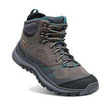 Keen Terradora Leather Waterproof Hiking Mid Boot - Mushroom / Magnet