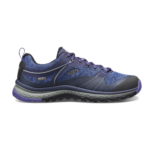 Keen Terradora Waterproof Hiking Shoe - Astral Aura/Liberty