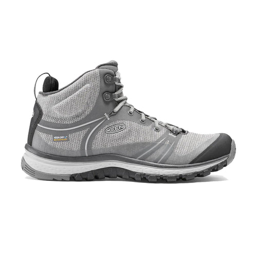 Keen Terradora Waterproof Mid Hiking Boot - Gargoyle/Magnet