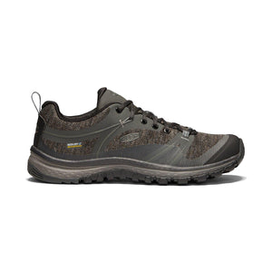 Keen Terradora Waterproof Hiking Shoe - Raven / Gargoyle