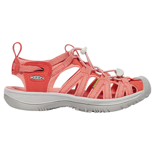 Keen Whisper Sandal - Fig / Crabapple