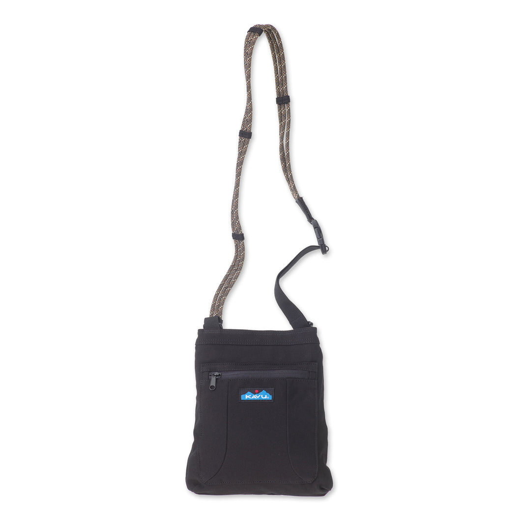 Kavu Keepalong Bag Black