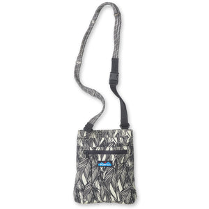 Kavu Keepalong Bag Ink Leaf