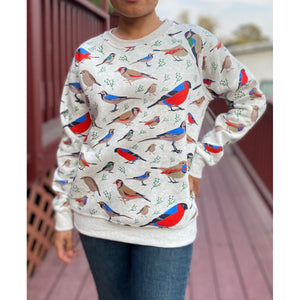 LA Soul Sweatshirt - Birds