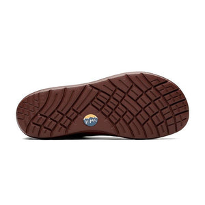 Lems Boulder Boot Leather - Russet outsole