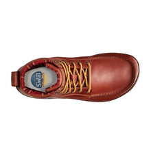 Lems Boulder Boot Leather - Russet top