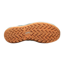 Lems Mesa Minimal Shoe - Forest outsole view