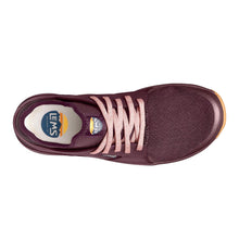 Lems Mesa Minimal Shoe - Rosewood Top View