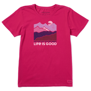Life is Good Women's Life Isn't Either T-Shirt