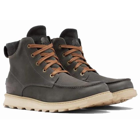 Sorel Madson II Moc Toe - Coal