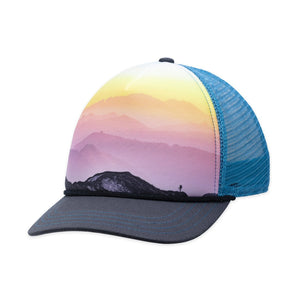Pistil Matty Trucker Hat - Navy