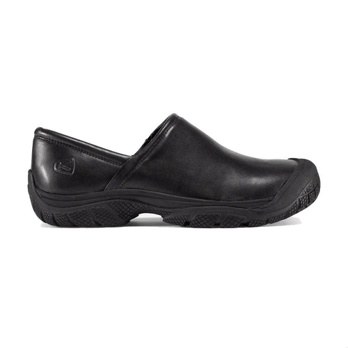 Keen PTC Slip-On II Work Shoe - Black