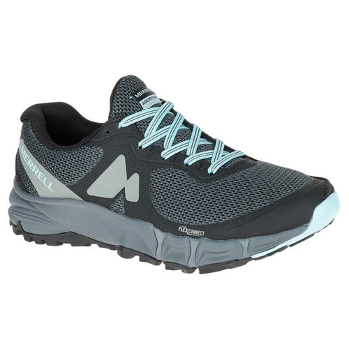 Merrell Agility Charge Flex Trail Shoe - Black