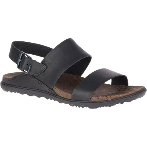 Merrell Around Town Luxe Backstrap Sandal - Black