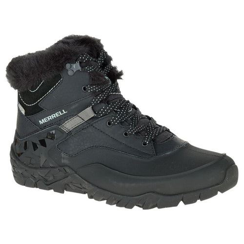 Merrell Aurora 6 Ice+ Waterproof Boot - Black