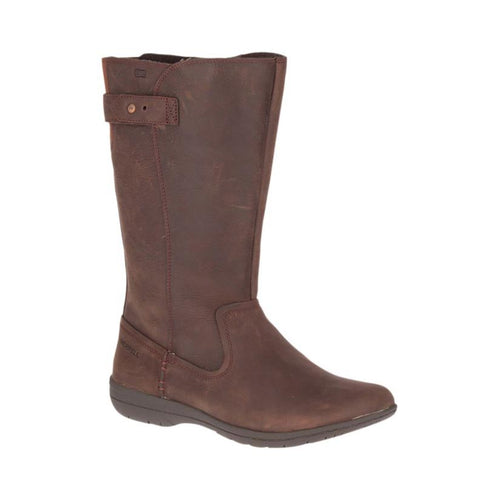 Merrell Encore Kassie Tall Waterproof Boot - Brunette